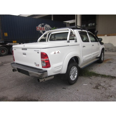 Toyota Hilux Stealth Lid Крышка с дугами