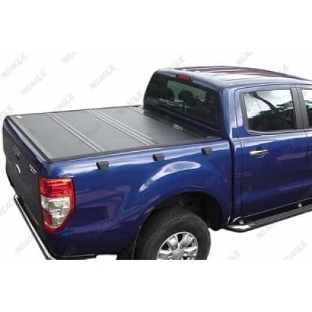 Жесткая трехсекционная крышка  Ford Ranger