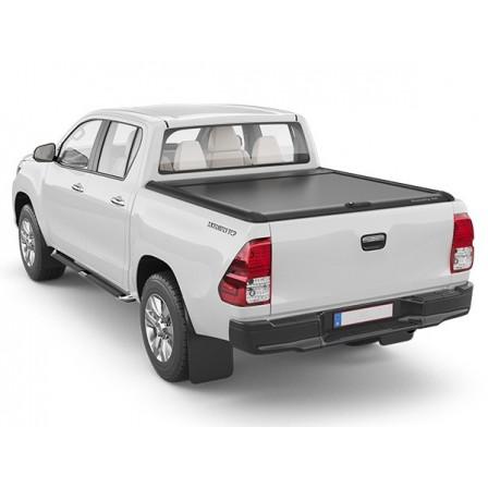 "Крышка Mountain Top на Toyota HiLux (Revo) ""TOP ROLL"" цвет черный"