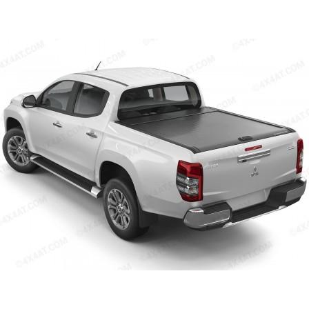 """Крышка Mountain Top для Mitsubishi L200 """"TOP ROLL"""", цвет черный"""