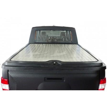 Крышка кузова для uaz пикап (двойная кабина)(2013-) (черный под покраску)