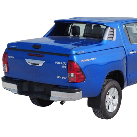 Крышка  ALPHA SC-Z Toyota Hilux Revo (2015+) в грунте