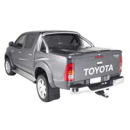 Крышка TopUp с дугами в 3 положения 2015+ Toyota Hilux, Revo Double Cab, в грунте