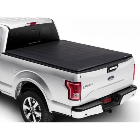 Мягкий трехсекционный тент c амортизаторами Ford Ranger T6 Double Cab, 1.48m Bed