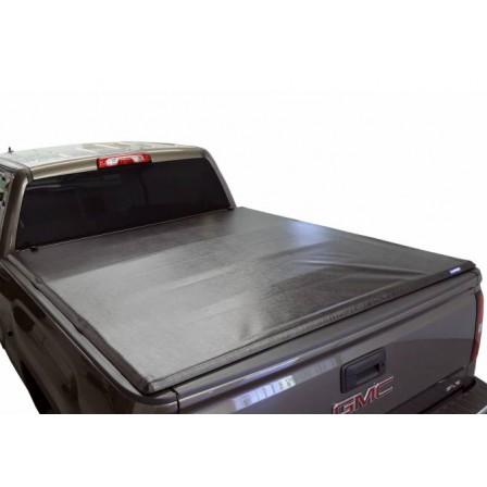Мягкий трехсекционный тент 2006-2014 Mitsubishi Triton/L200/Spotero Double Cab. 1.325m Bed