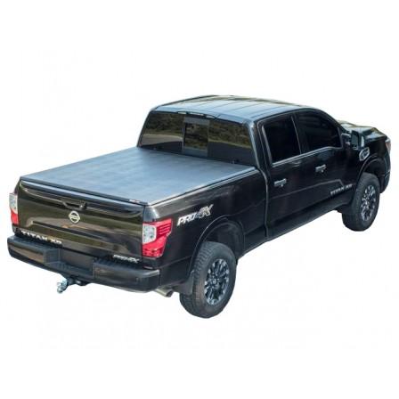 Мягкий трехсекционный тент 2005+ Nissan NP300/D22/D21/Frontier Double Cab, 1.485m Bed