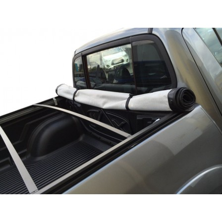Мягкий тент 2009+ Mitsubishi Triton Double Cab,with 1.505m Extended Bed