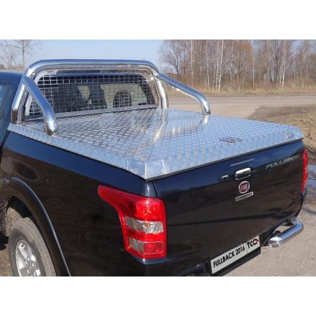 Защита кузова и заднего стекла 76,1 мм (для крышки)